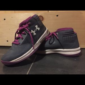 Youth Under Armour Basketball shoes